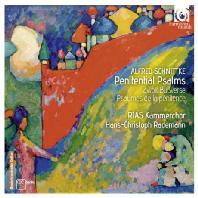 PENITENTIAL PSALMS/ HANS-CHRISTOPH RADEMANN [슈니트케: 참회의 시편, 3개의 성가]