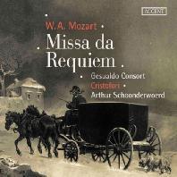 MISSA DA REQUIEM/ ARTHUR SCHOONDERWOERD [모차르트: 레퀴엠 (그레고리오 성가 전례문 포함)]