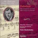 PIANO CONCERTOS/ MARTIN ROSCOE, FEDOR GLUSHCHENKO [ROMANTIC PIANO CONCERTO NO.6]