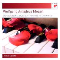 PIANO SONATAS NOS.10,11 & 16/ ALICIA DE LARROCHA [MASTERS]