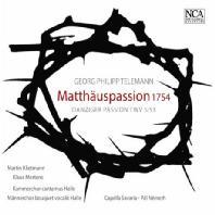 MATTHAUSPASSION 1754/ PAL NEMETH