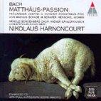 MATTHAUS-PASSION/ NIKOLAUS HARNONCOURT