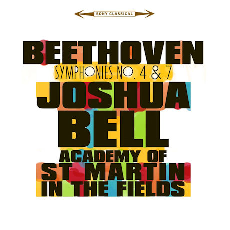 SYMPHONIES NO.4 & 7/ JOSHUA BELL [베토벤 교향곡 4 & 7번: 조슈아 벨]