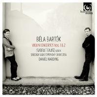 VIOLIN CONCERTOS NOS.1 & 2/ ISABELLE FAUST, DANIEL HARDING [바르톡: 바이올린 협주곡 1 & 2번 - 이자벨 파우스트]