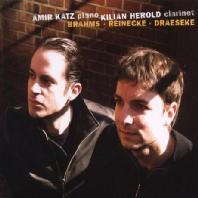 CLARINET & PIANO/ AMIR KATZ, KILIAN HEROLD