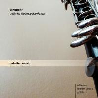 WORKS FOR CLARINET AND ORCHESTRA/ HOWARD GRIFFITHS