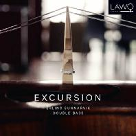 EXCURSION: MUSIC FOR DOUBLE BASS/ ERLING SUNNARVIK [SACD HYBRID] [더블 베이스와의 여행]