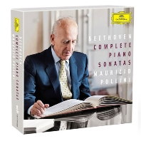 COMPLETE PIANO SONATAS/ MAURIZIO POLLINI [마우리치오 폴리니: 베토벤 피아노 소나타 전곡]