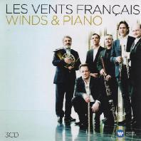 WINDS & PIANO/ EMMANUEL PAHUD, ERIC LE SAGE [레즈 방트 프랑세즈: 목관과 피아노 - 모차르트, 베토벤 목관 오중주 외]