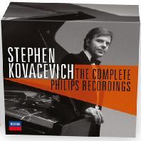 THE COMPLETE PHILIPS RECORDINGS [스티븐 코바세비치: 필립스 녹음 전집] [한정반]