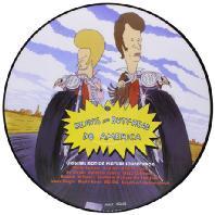 BEAVIS AND BUTT-HEAD DO AMERICA [비비스 앤 벗헤드 두 아메리카] [PICTURE DISC LP]