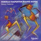PIANO MUSIC/ STEVEN OSBORNE