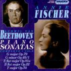 PIANO SONATAS/ COMPLETE VOL.9/ ANNIE FISCHER