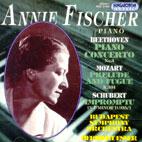 BEETHOVEN, MOZART, SCHUBERT/ ANNIE FISCHER
