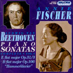 PIANO SONATAS/ COMPLETE VOL.4/ ANNIE FISCHER