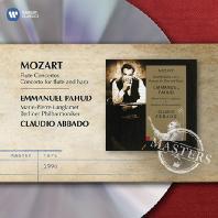 FLUTE CONCERTOS/ EMMANUEL PAHUD, CLAUDIO ABBADO [WARNER MASTERS] [모차르트: 플룻 협주곡 - 아바도]