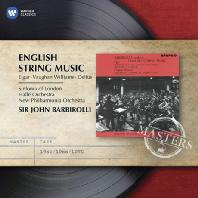 ENGLISH STRING MUSIC/ JOHN BARBIROLLI [WARNER MASTERS]