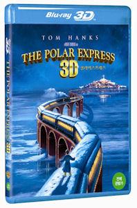 폴라 익스프레스 [3D+2D] [THE POLAR EXPRESS] [14년 1월 워너 블루레이 프로모션]
