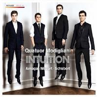 INTUITION/ QUATUOR MODIGLIANI