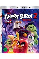 앵그리 버드 2: 독수리 왕국의 침공 4K UHD+BD [슬립케이스 한정판] [THE ANGRY BIRDS 2 MOVIE]