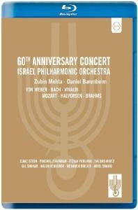 60TH ANNIVERSARY CONCERT/ ISRAEL PHILHARMONIC ORCHESTRA [이스라엘 필하모닉 창립 60주년 기념 콘서트]