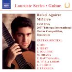GUITAR RECITAL/ RAFAEL AGUIRRE MINARRO