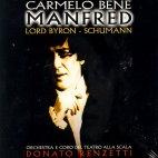 CARMELO BENE MANFRED/ DONATO RENZETTI
