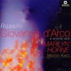 GIOVANNA D`ARCO E ARIETTE RARE/ MARILYN HORNE