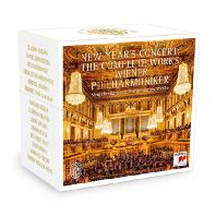 NEW YEAR'S CONCERT: THE COMPLETE WORKS/ WIENER PHILHARMONIKER [신년 음악회: 빈 필하모니커]