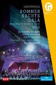 MIDSUMMER NIGHTS GALA 2015/ JULIA FISCHER, YUTAKA SADO [2015 그라페넥 한여름 밤의 갈라 콘서트]