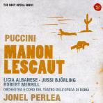 MANON LESCAUT/ JONEL PERLEA [THE SONY OPERA HOUSE]