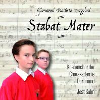 STABAT MATER/ JOST SALM [페르골레시: 슬픈 성모, 라트게버: 작은 미사, 북스테후데: 애가]