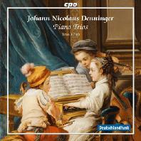 PIANO TRIOS/ TRIO 1790 [데닝거: 피아노 트리오]