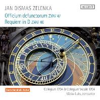 OFFICIUM DEFUNCTORUM, REQUIEM/ COLLEGIUM VOCALE 1704, VACLAV LUKS [젤렌카: 위령 성무, 레퀴엠 - 콜레기움 1704, 바플라프 룩스]