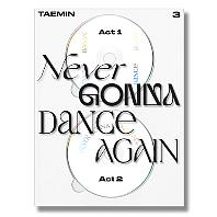 NEVER GONNA DANCE AGAIN [EXTENDED VER] [정규 3집]
