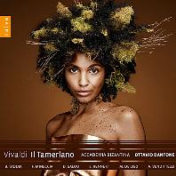 IL TAMERLANO/ OTTAVIO DANTONE [비발디: 오페라 타메를라노(바야제트) 전곡 - 오타비오 단토네]