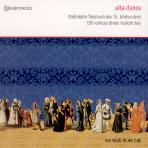 ALTA DANZA/ IAN HARRISON [15세기 이탈리아의 춤곡]