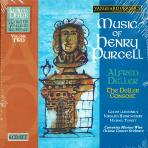 MUSIC OF HENRY PURCELL VOLUME TWO/ THE DELLER CONSORT [+CD ROM]