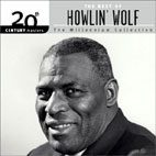 THE BEST OF HOWLIN` WOLF/ 20TH CENTURY MASTERS THE MILLENNIUM COLLECTION
