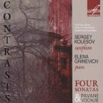 CONTRASTS/ SERGEY KOLESOV, ELENA GRINEVICH