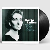SINGS VERDI AT LA SCALA [180G LP] [마리아 칼라스: 베르디 오페라 아리아]