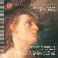 PASSIO SECUNDUM JOHANNEM/ LEONARDO GARCIA ALARCON [스카를라티: 요한 수난곡  - 알라르콘]