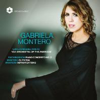 RACHMANINOV: PIANO CONCERTO NO.2 & MONTERO: EX PATRIA, IMPROVISATIONS/ CARLOS MIGUEL PRIETO [라흐마니노프: 피아노 협주곡 2번 & 몬테로: 엑스 파트리아]