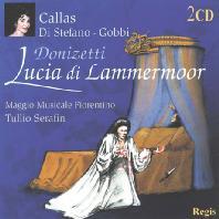 LUCIA DI LAMMERMOOR/ MARIA CALLAS & CAST