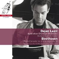 PIANO CONCERTO NO.4/ DEJAN LAZIC, RICHARD TOGNETTI [SACD HYBRID] [베토벤: 피아노 협주곡 4번 - 데얀 라지치]