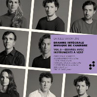 INTEGRALE MUSIQUE DE CHAMBRE VOL.3/ ERIC LE SAGE [브람스: 클라리넷과 호른을 위한 작품집 - 실내악 전곡 녹음 프로젝트 3집 | 에릭 르 사쥬]