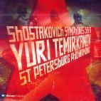 SYMPHINIES NO.5,6/ YURI TEMIRKANOV, ST PETERSBURG PHILHARMONIC
