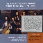 THE BIRTH OF THE NORTH ITALIAN VIOLIN CONCERTO 1690-1740