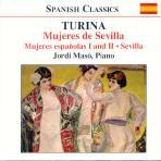 PIANO MUSIC 3/ MUJERES DE SEVILLA/ JORDI MASO