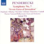 """SYMPHONY NO.7 """"SEVEN GATES OF JERUSALEM""""/ ANTONI WIT"""